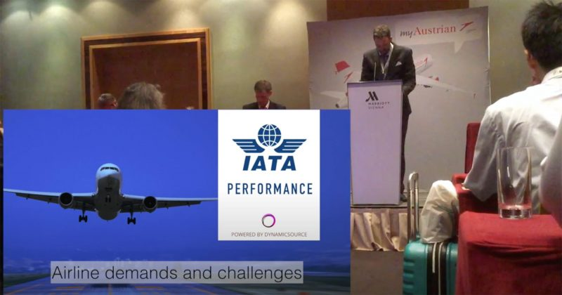 IATA EFB Forum Vienna 2017