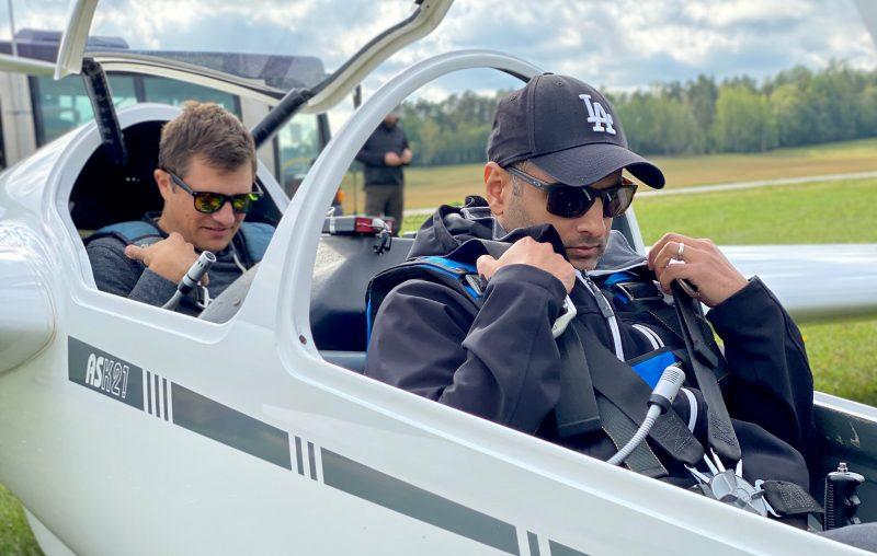 DS pilots getting prepared